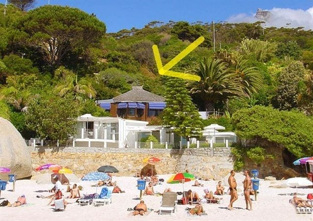 Third Beach 19 • 2 Bedroom Clifton Bungalow & Luxury Accommodation • CTV