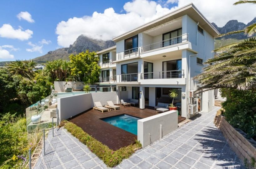 12 On Houghton Camps Bay Holiday House