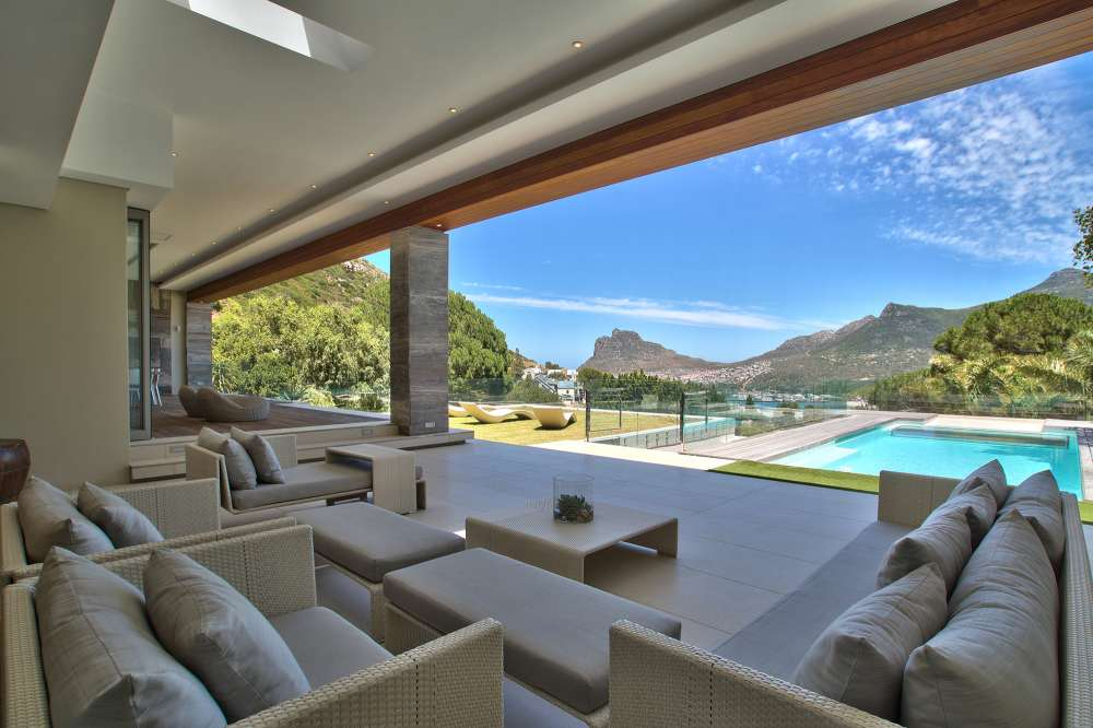 Flightdeck • Hout Bay Holiday Villas & Luxury Accommodation • CTV