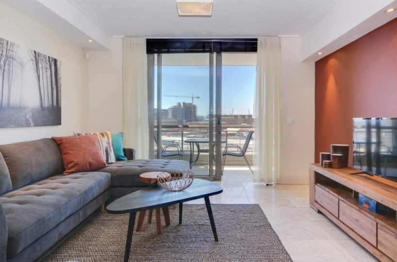 507 Canal Quays Apartment Cape Town 9