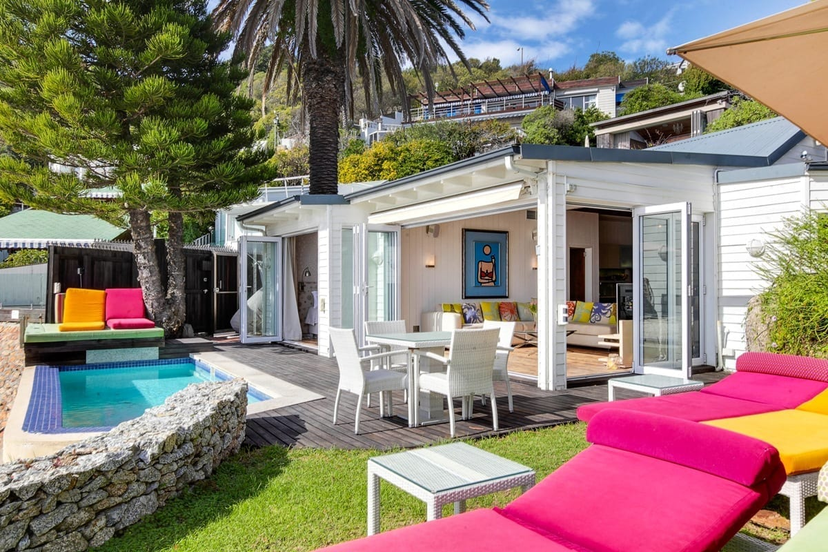 Bungalow 26 on 3rd • Luxury Clifton Beach Accommodation Cape Town