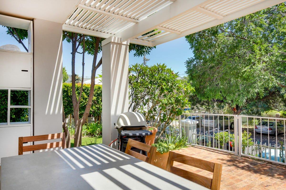 Sutton Place Apartment • Gardens Cape Town Self Catering Accommodation