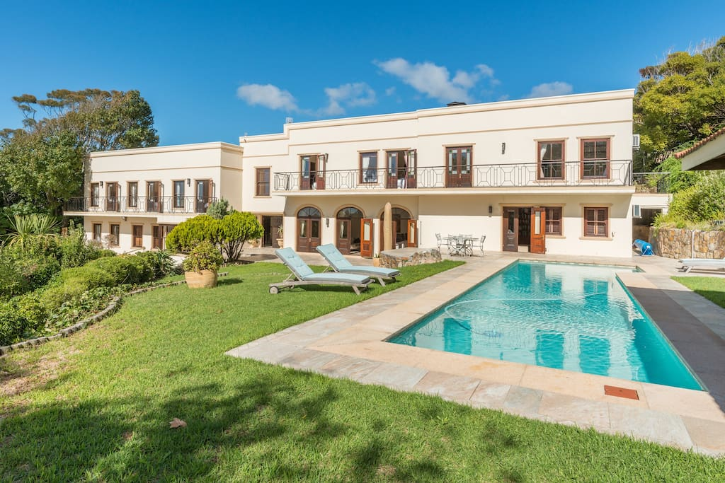 Rhodes Villa • Constantia Holiday Villas & Luxury Accommodation • CTV