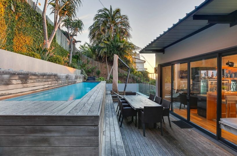 Happy Days Villa • 4 Bedroom Green Point Cape Town Accommodation • Ctv