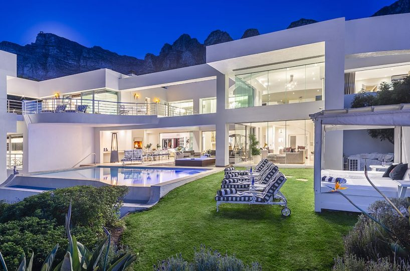 Hollywood Mansion Camps Bay 201920