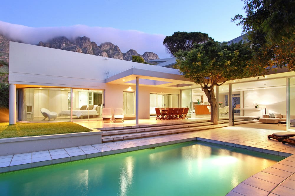 Lions View Camps Bay Villa