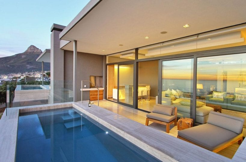 Hamaya Camps Bay Villa 9