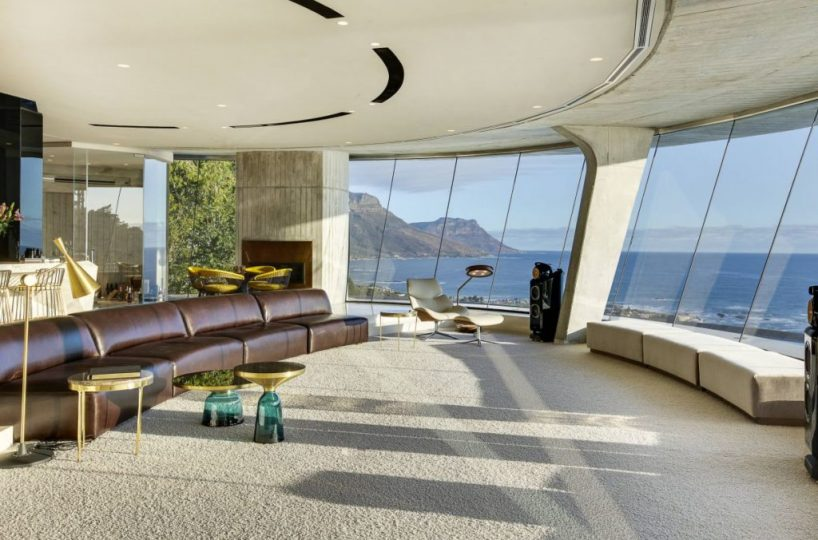 Iron Man House AKA Pengilly House in Clifton Cape Town 11