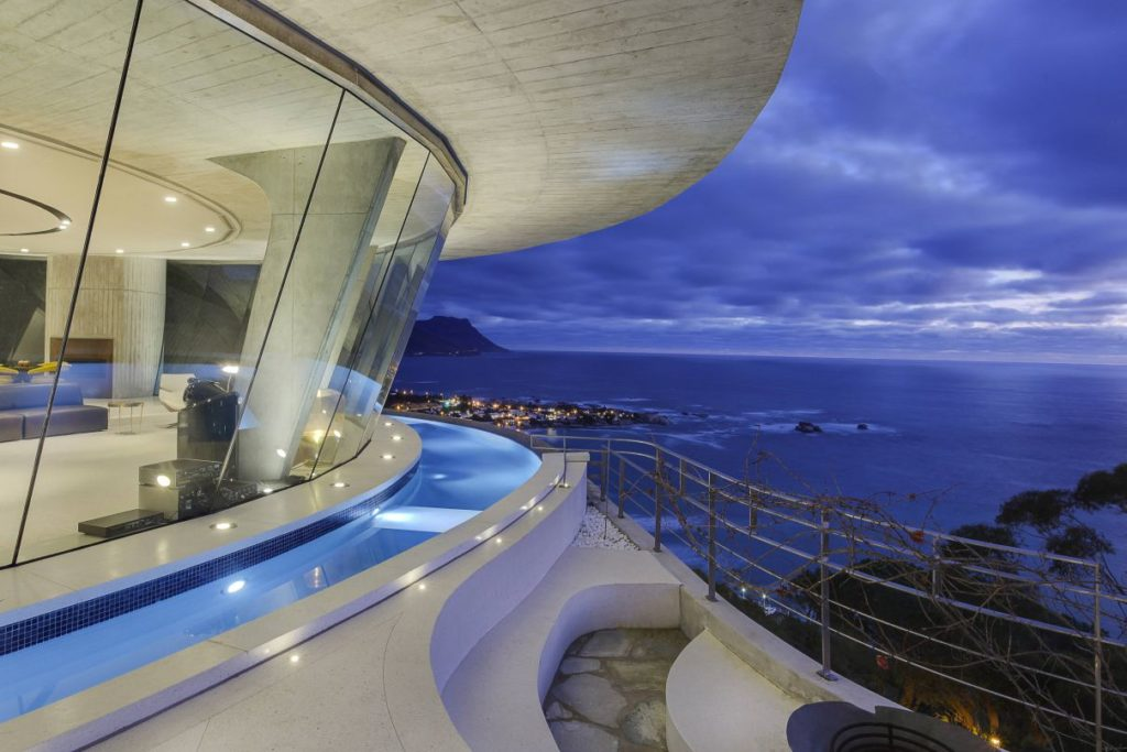 Iron Man House AKA Pengilly House in Clifton Cape Town 17
