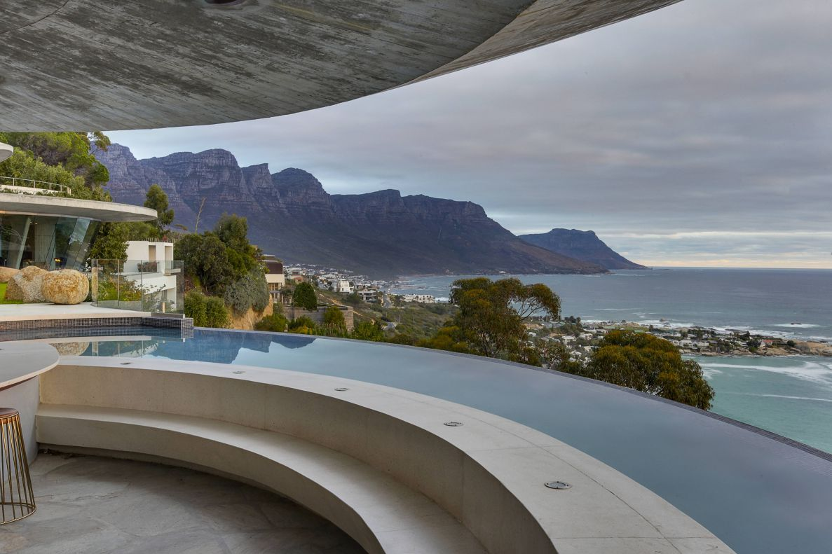 Iron Man House AKA Pengilly House in Clifton Cape Town 20