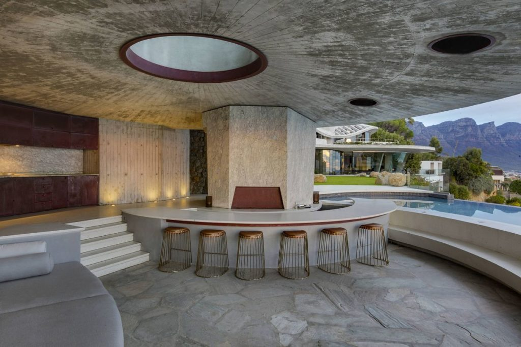 Iron Man House AKA Pengilly House in Clifton Cape Town 21