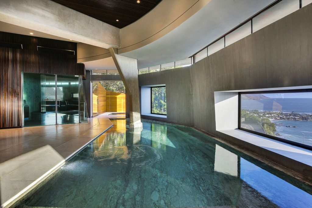 Iron Man House AKA Pengilly House in Clifton Cape Town 22