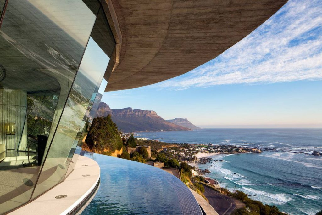 Iron Man House AKA Pengilly House in Clifton Cape Town 27