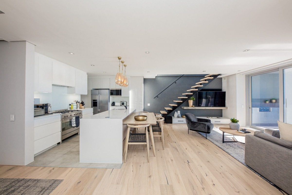 Penthouse on B Sea Point 0