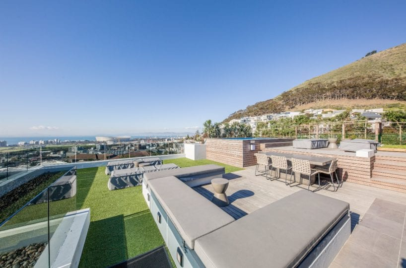 Penthouse on B Sea Point 11