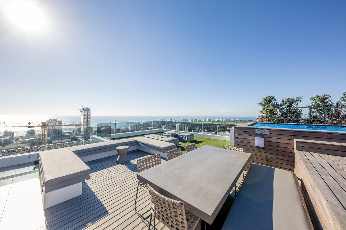 Penthouse on B Sea Point 12