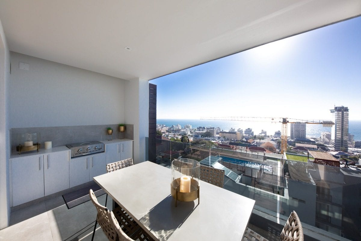 Penthouse on B Sea Point 13
