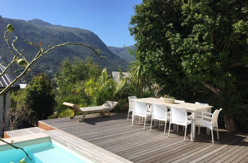 Restio - Hout Bay Holiday House To Rent