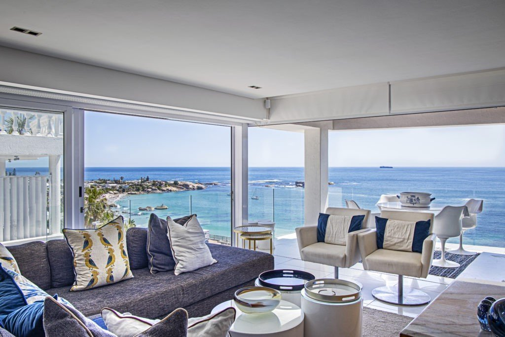 CLIFTON BEACHFRONT PENTHOUSE RENTAL