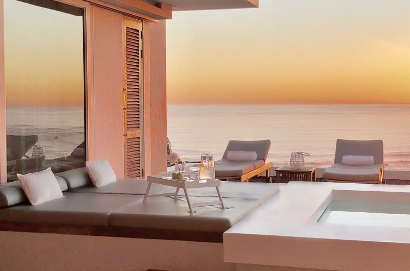 Penthouse Daybed Sunset